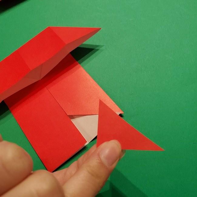 ポニョの折り紙 簡単な作り方折り方3体 (14)