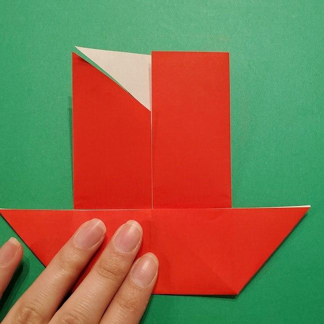 ポニョの折り紙 簡単な作り方折り方3体 (15)
