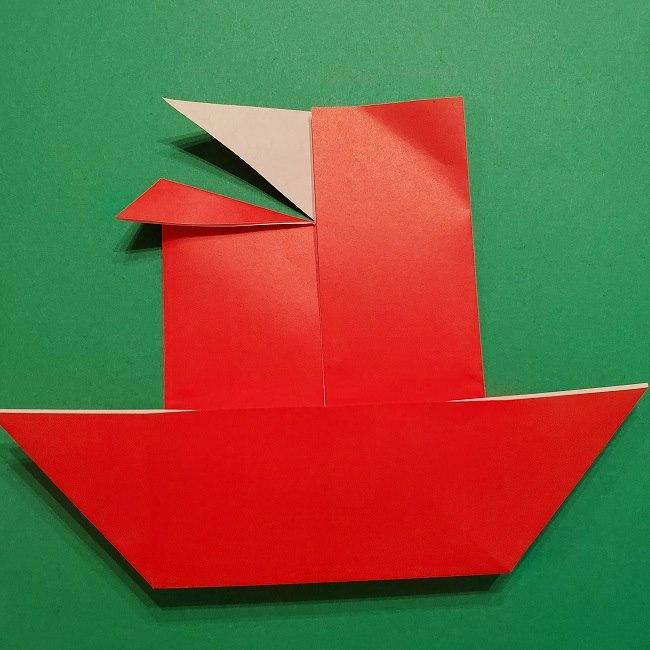 ポニョの折り紙 簡単な作り方折り方3体 (16)