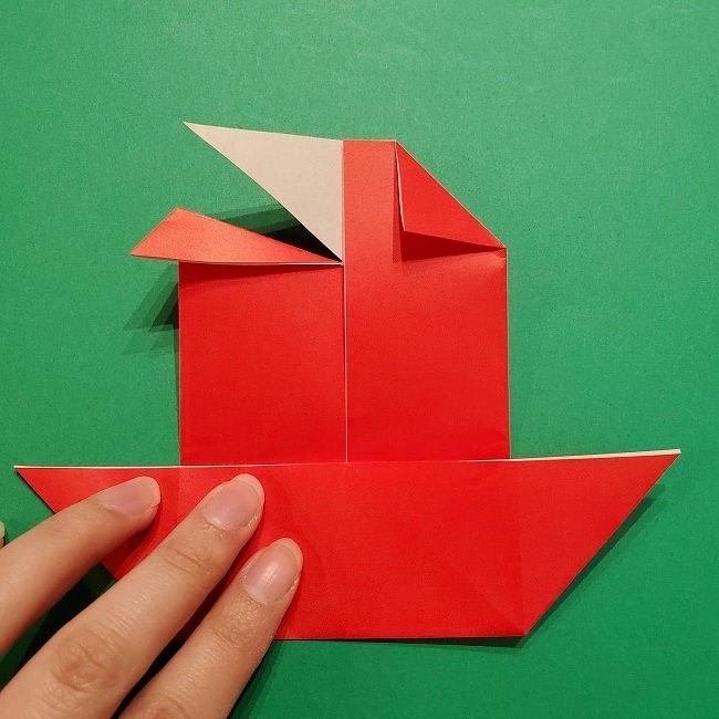 ポニョの折り紙 簡単な作り方折り方3体 (17)