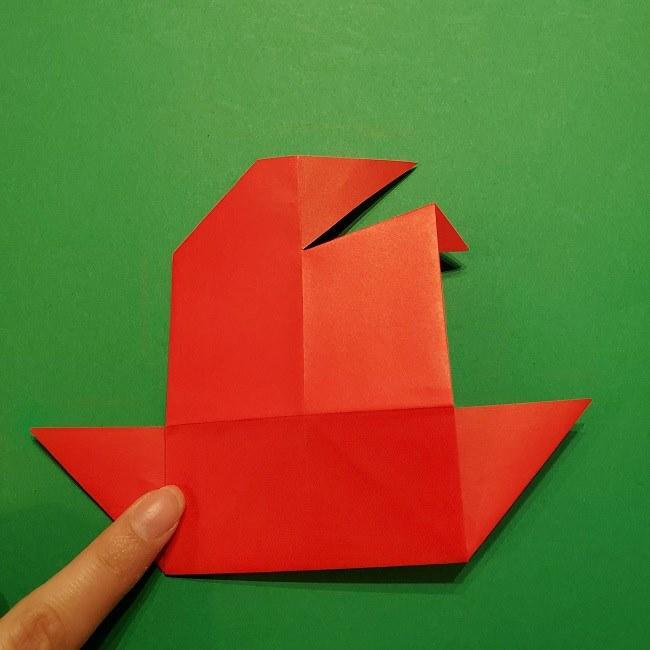 ポニョの折り紙 簡単な作り方折り方3体 (18)