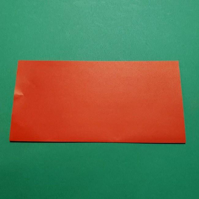 ポニョの折り紙 簡単な作り方折り方3体 (2)