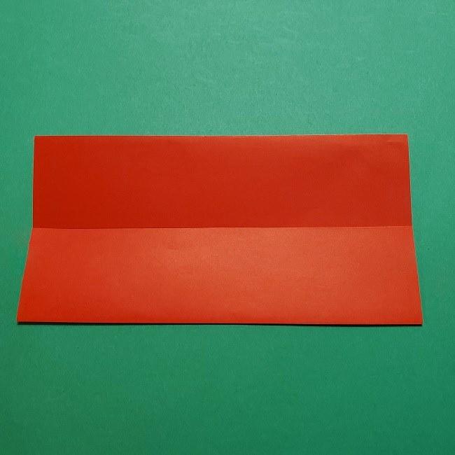 ポニョの折り紙 簡単な作り方折り方3体 (4)