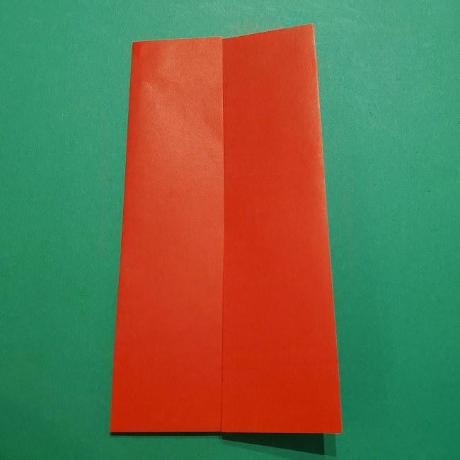 ポニョの折り紙 簡単な作り方折り方3体 (5)