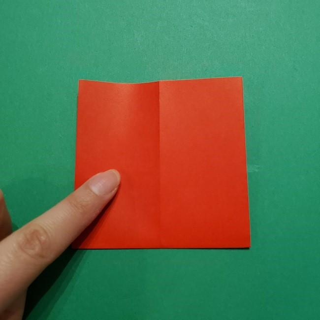 ポニョの折り紙 簡単な作り方折り方3体 (6)