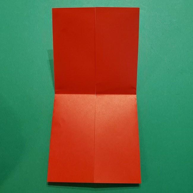 ポニョの折り紙 簡単な作り方折り方3体 (7)