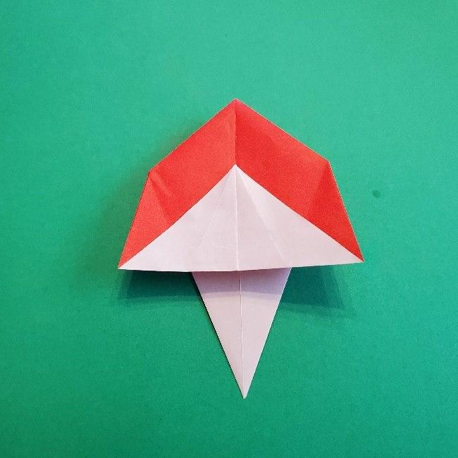 マリオとルイージの帽子の作り方 (21)