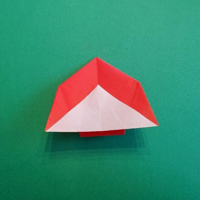 マリオとルイージの帽子の作り方 (32)