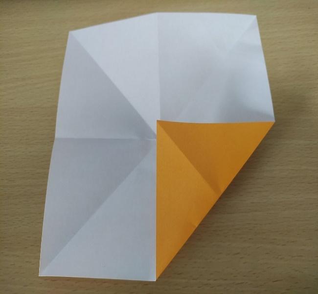 マリオのスーパースターの折り紙*折り方作り方 (7)