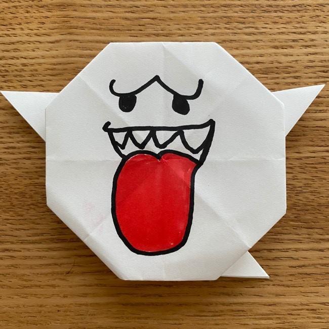 マリオのテレサの折り紙!かわいい敵キャラおばけの簡単な折り方作り方
