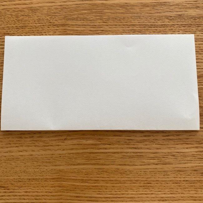 マリオのテレサの折り紙*折り方作り方 (1)