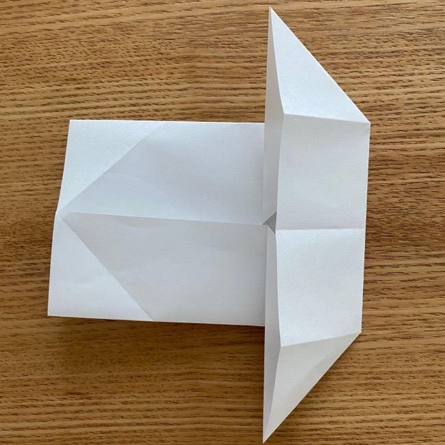 マリオのテレサの折り紙*折り方作り方 (10)