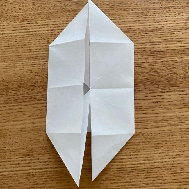 マリオのテレサの折り紙*折り方作り方 (11)