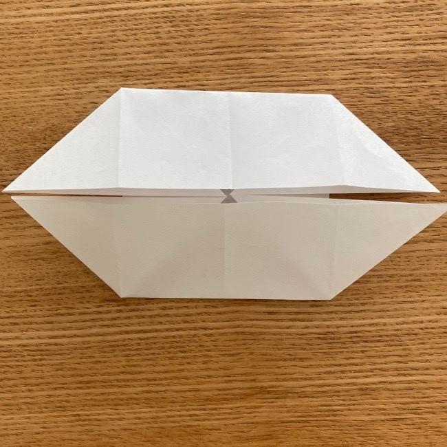 マリオのテレサの折り紙*折り方作り方 (12)