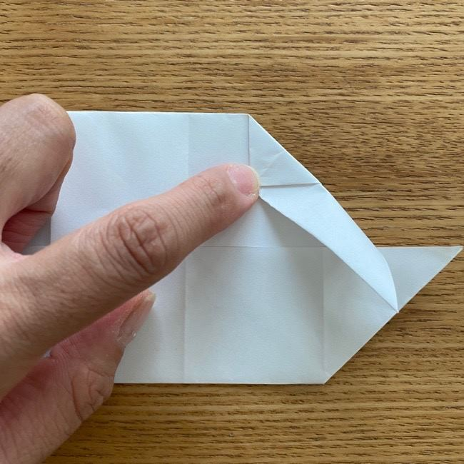 マリオのテレサの折り紙*折り方作り方 (14)