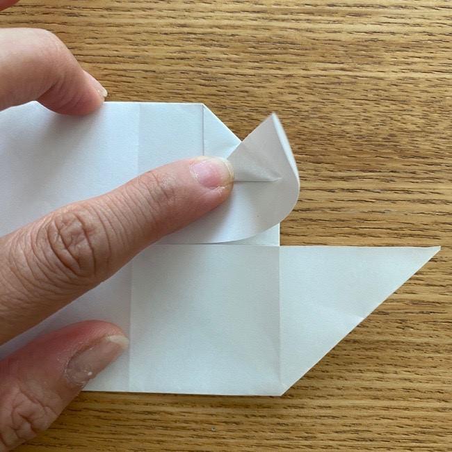 マリオのテレサの折り紙*折り方作り方 (15)