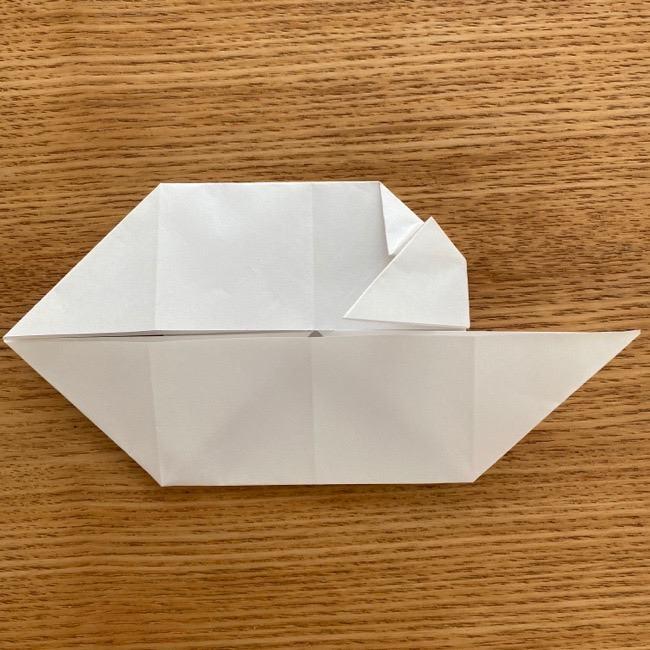 マリオのテレサの折り紙*折り方作り方 (16)