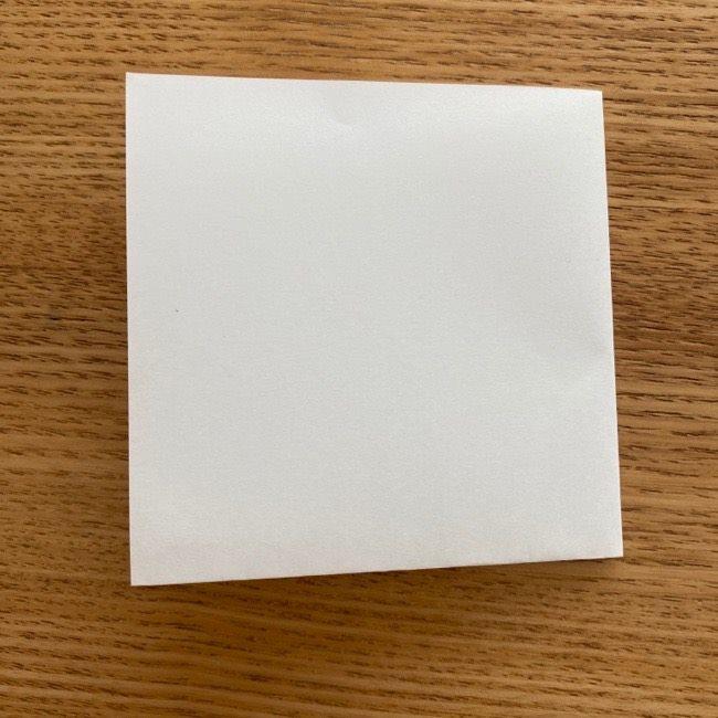 マリオのテレサの折り紙*折り方作り方 (2)