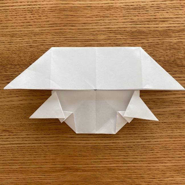 マリオのテレサの折り紙*折り方作り方 (21)