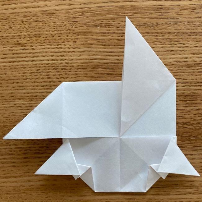 マリオのテレサの折り紙*折り方作り方 (22)