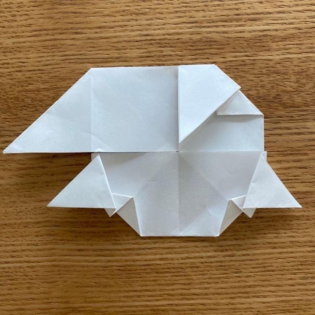 マリオのテレサの折り紙*折り方作り方 (24)