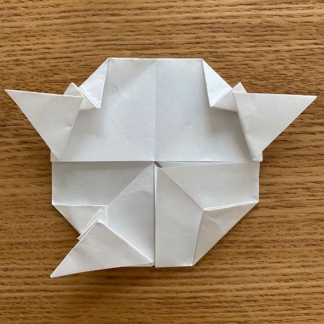 マリオのテレサの折り紙*折り方作り方 (28)