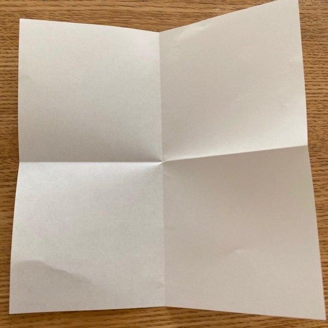 マリオのテレサの折り紙*折り方作り方 (3)
