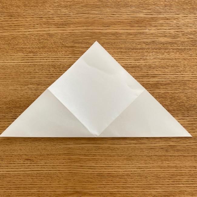 マリオのテレサの折り紙*折り方作り方 (4)