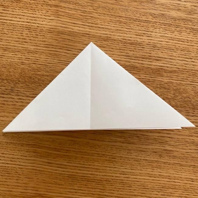 マリオのテレサの折り紙*折り方作り方 (5)
