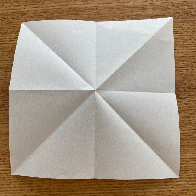 マリオのテレサの折り紙*折り方作り方 (6)