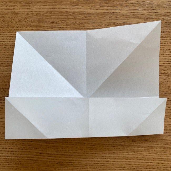 マリオのテレサの折り紙*折り方作り方 (7)