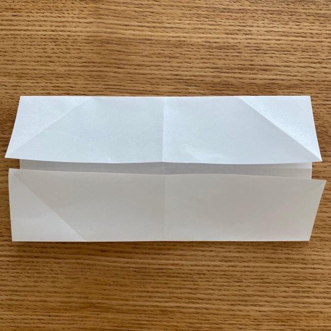 マリオのテレサの折り紙*折り方作り方 (8)