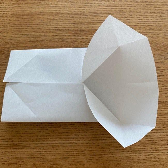 マリオのテレサの折り紙*折り方作り方 (9)