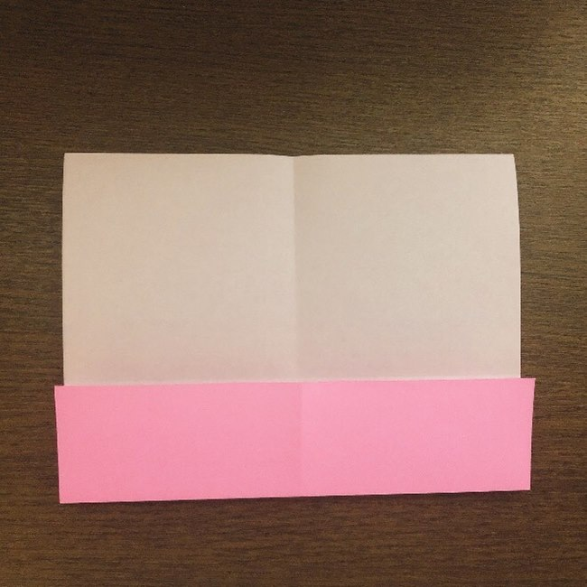 ミュウの折り紙 簡単な折り方作り方 (3)