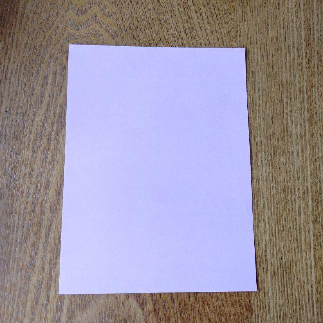 メタモン 折り紙の折り方作り方 (1)