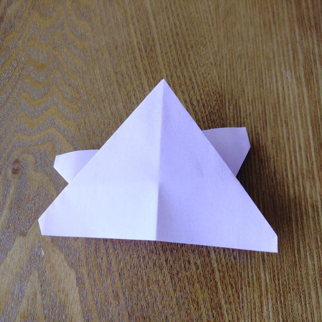 メタモン 折り紙の折り方作り方 (10)