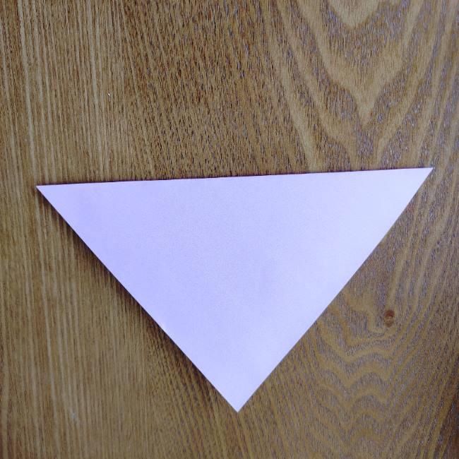 メタモン 折り紙の折り方作り方 (2)