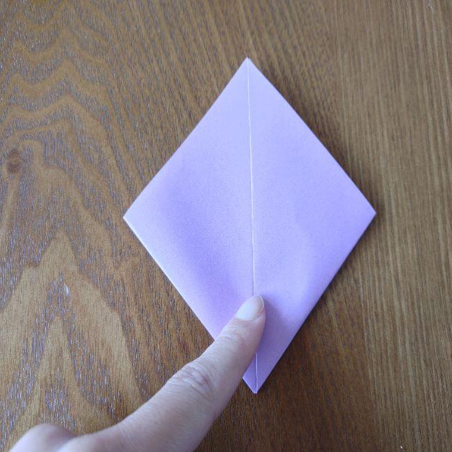メタモン 折り紙の折り方作り方 (6)