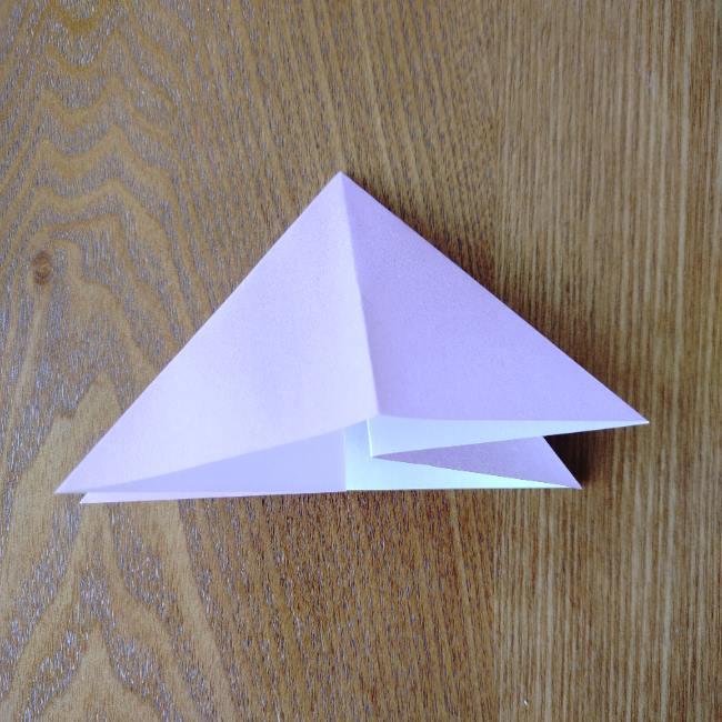 メタモン 折り紙の折り方作り方 (7)