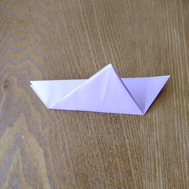 メタモン 折り紙の折り方作り方 (8)