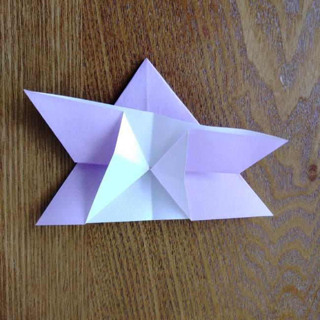 メタモン 折り紙の折り方作り方 (9)