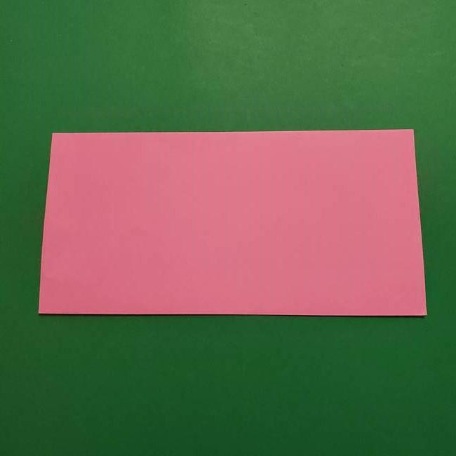 ヤドンの折り紙の折り方・作り方(2)