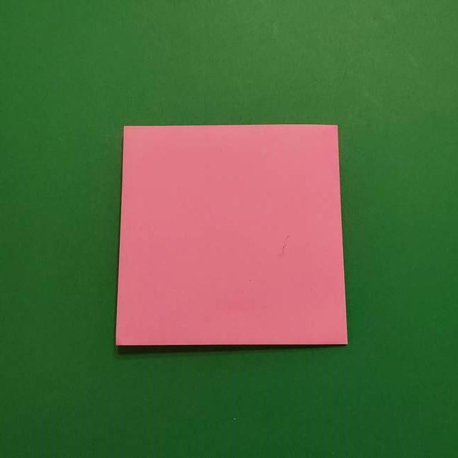 ヤドンの折り紙の折り方・作り方(3)