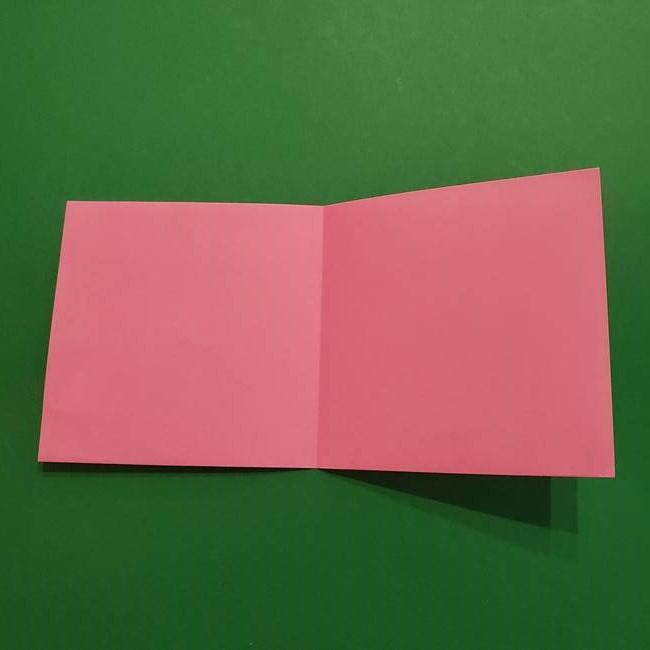 ヤドンの折り紙の折り方・作り方(4)