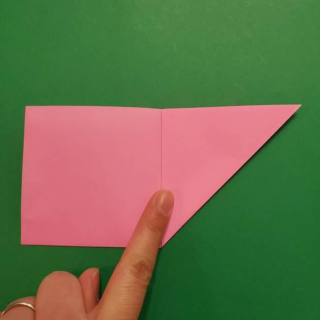 ヤドンの折り紙の折り方・作り方(5)