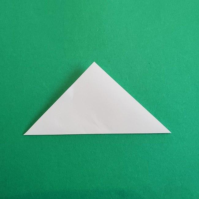 小トトロの折り紙の作り方折り方 (1)