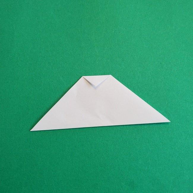 小トトロの折り紙の作り方折り方 (2)
