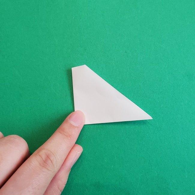 小トトロの折り紙の作り方折り方 (3)