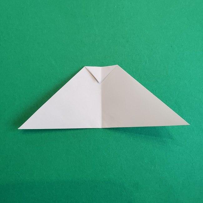 小トトロの折り紙の作り方折り方 (4)