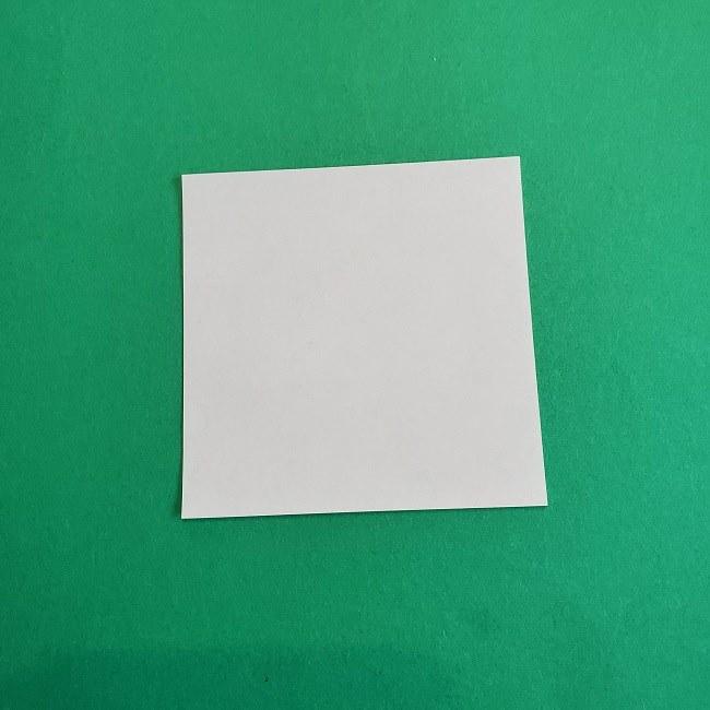 小トトロの折り紙*用意するもの